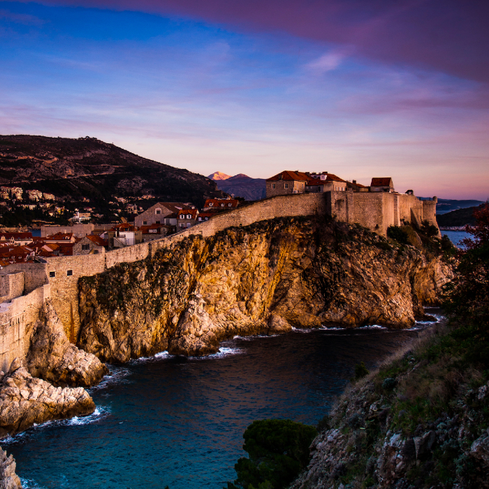Just Returned From Dubrovnik, Croatia And This Is What I Saw