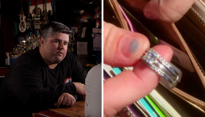 Man Finds A Stolen Wallet With A Wedding Ring In It, But That's Only The Beginning Of The Story
