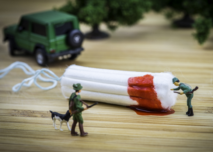 I Turn Everyday Objects Into Surreal Miniature Worlds (New Pics)