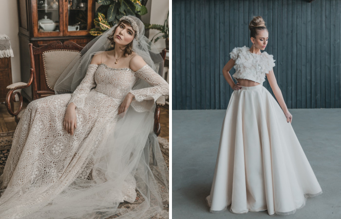 I Photographed The Lithuanian Bride Of The Present And Past