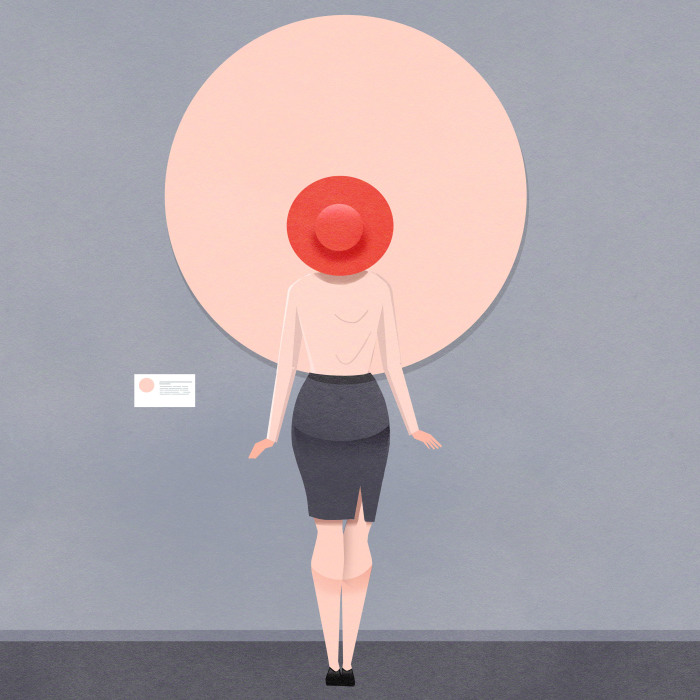 This Artist Made The Best Image To Fight Breast Cancer.