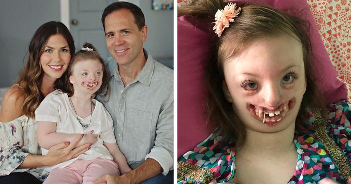 Usaron el rostro de esta niña de 9 años para promover el aborto, así que su madre se vengó de forma brillante