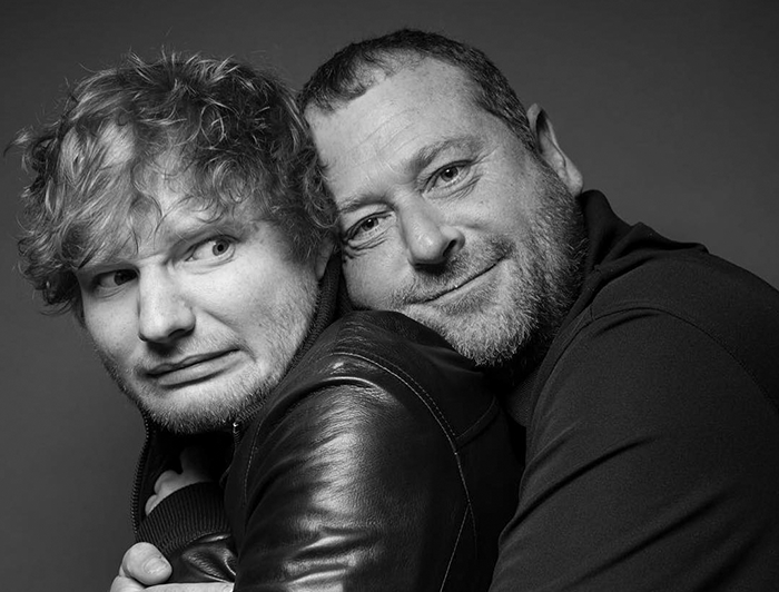 Ed Sheeran's Security Guard Has An Instagram, And It's Better Than His Boss's