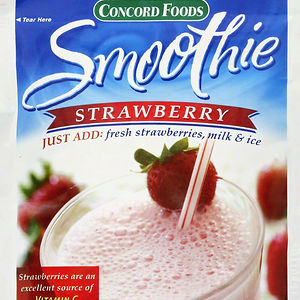 These Smoothie Packets. Easy To Make, Just Add The Entire Smoothie