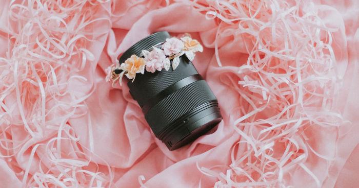 I Took Newborn-Style Photos Of My New Lens
