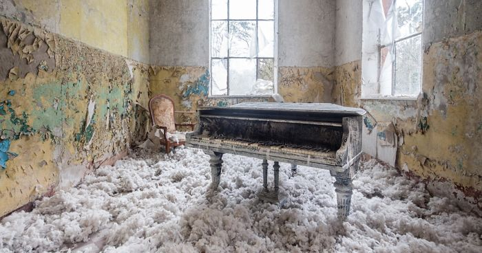I Travel Through Europe In Search Of Forgotten Pianos In