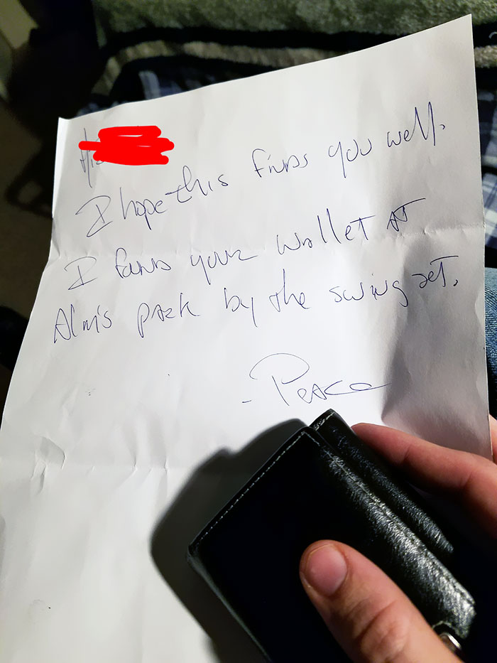 I've Had A Pretty Rough Week That Started With Losing My Wallet. Coming Home To This Last Night, After A Particularly Long Day, Actually Made Me Cry A Bit. It Was Sent As Priority Mail From A Few States Away