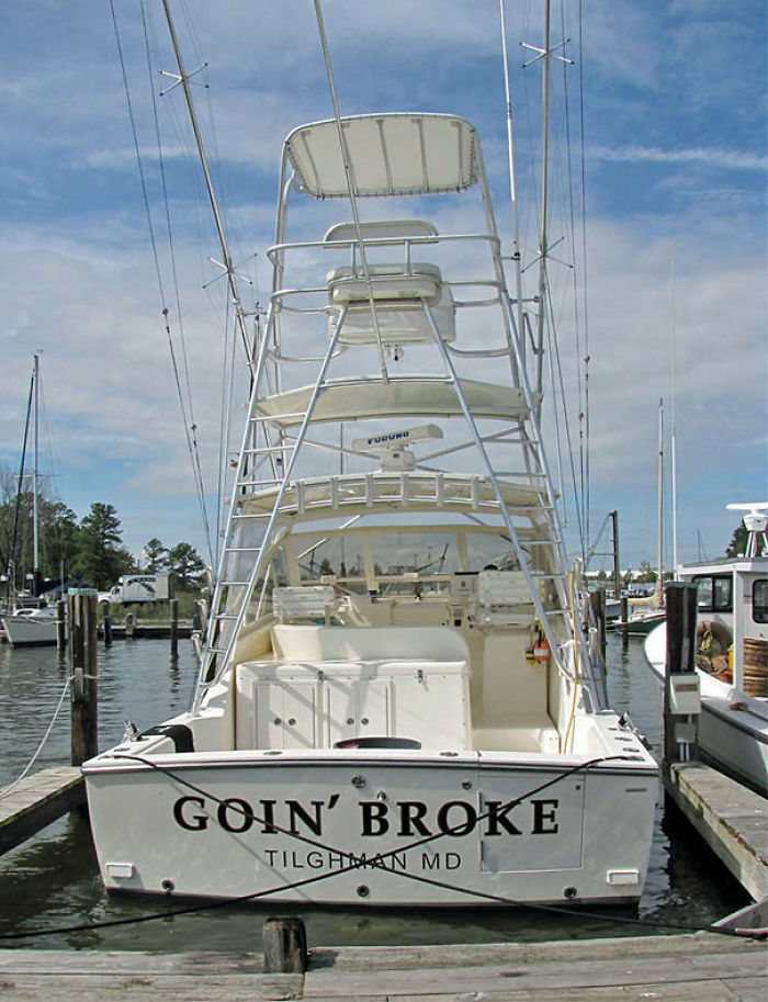 The Reality After Buying A Boat