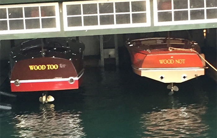 Siblings Must Own These Boats