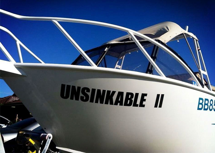 68 Clever And Funny Boat Names That Made The Whole Harbor Laugh Out Loud
