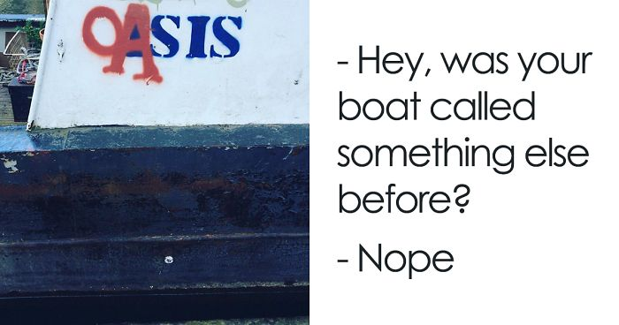 20+ Clever And Funny Boat Names That Made The Whole Harbor Laugh