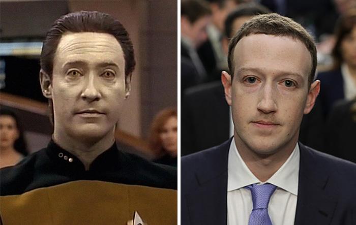 10+ Formas divertidas en las que internet troleó a Mark Zuckerberk testificando ante el Congreso