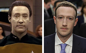 30+ Hilarious Ways The Internet Trolled Mark Zuckerberg Testifying Before Congress