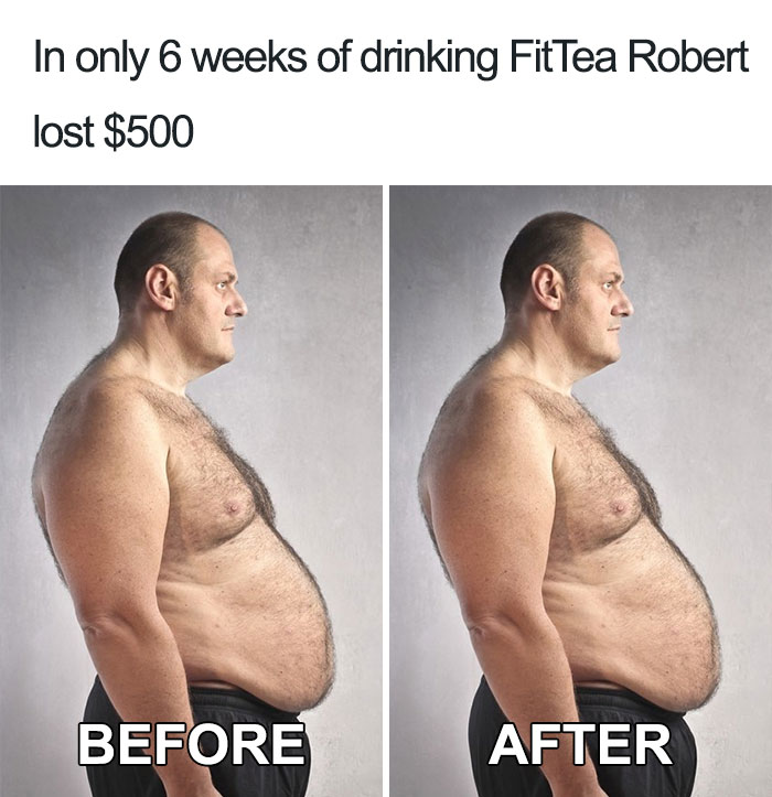 Progress: Fit Tea
