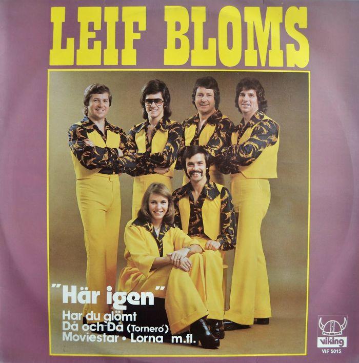 Leif Bloms