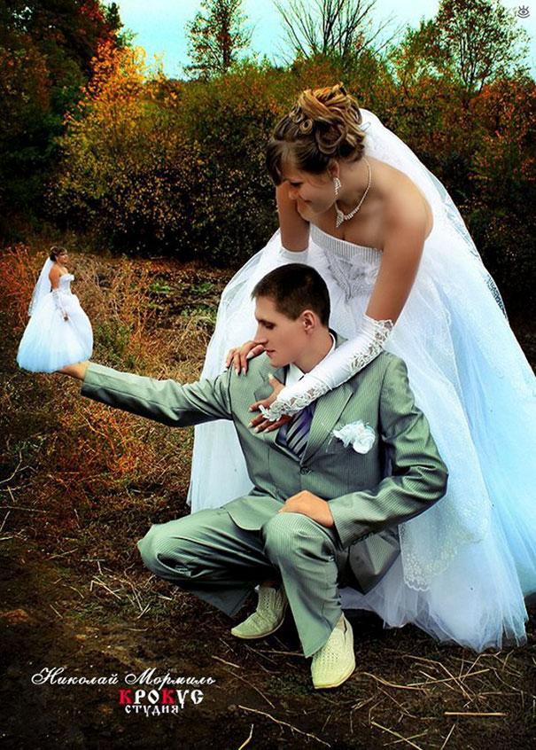 89 Awkward Russian Wedding Photos That Are So Bad They Re Good Bored Panda