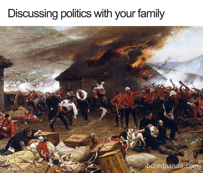 Politics And Family