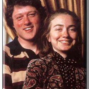 Young Hillary - She Was A Total Dog.