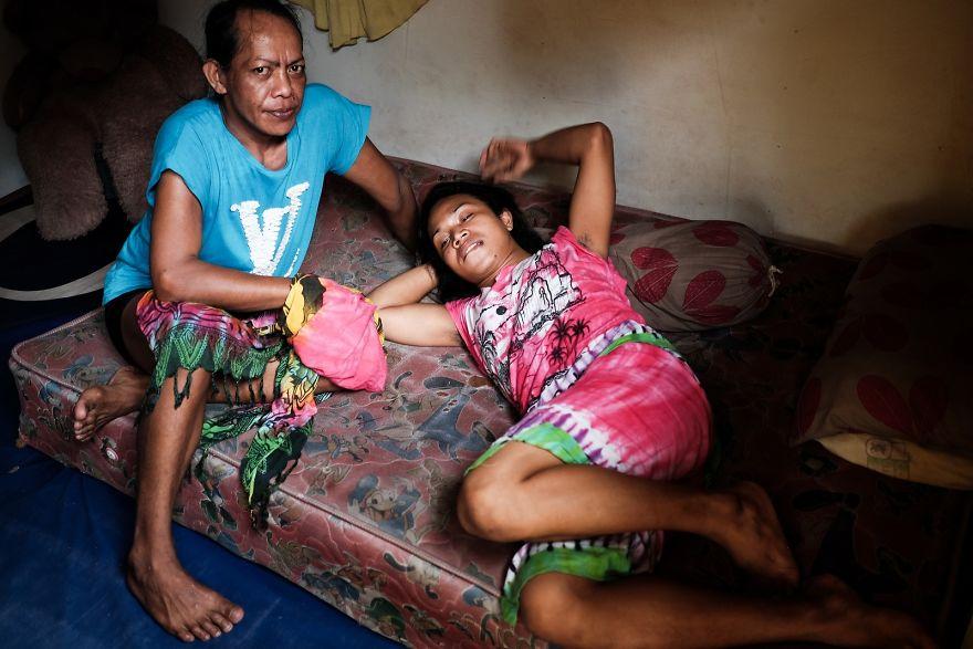 Transgender In Their House