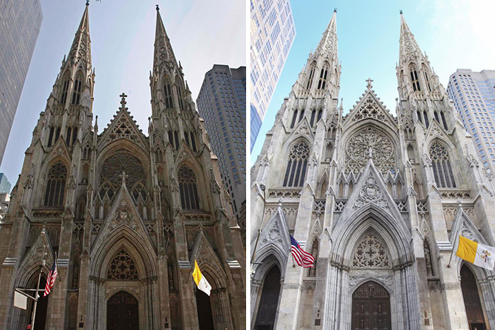 St. Patrick's Unveils Its Immaculate Facelift