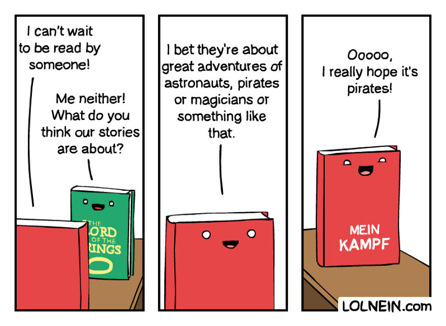 30 Lolnein Comics I Created To Make Your Day A Bit Brighter