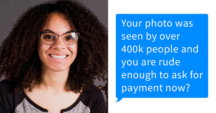 After This Photographer Caught A Record Label Stealing Her Pics, Their Response Made Her Jaw Drop