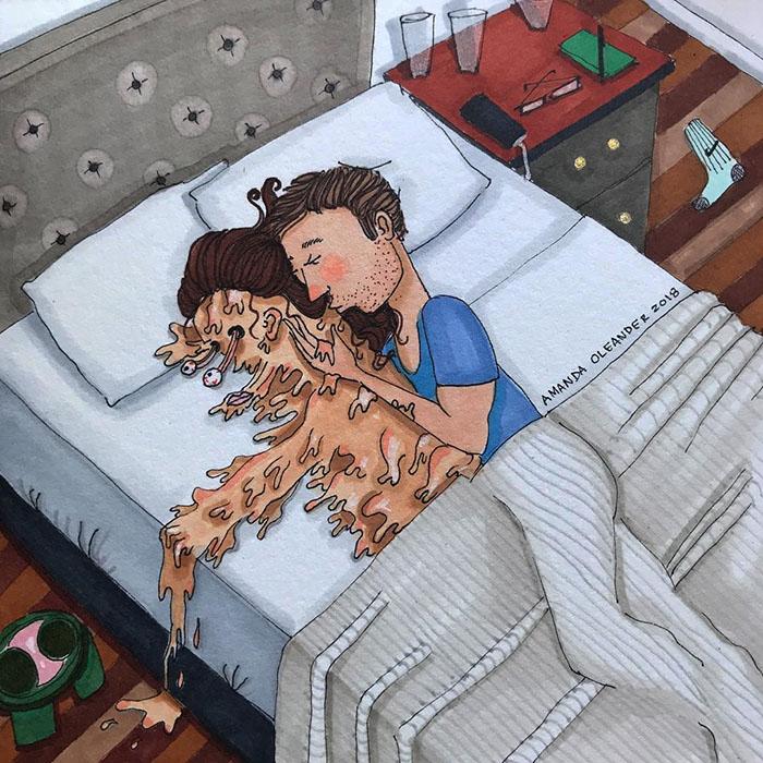 Relationships Illustrations