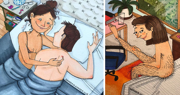 The Unspoken Side Of Long Term Relationships Revealed In 67 Brutally Honest Illustrations