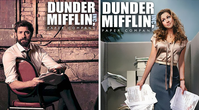 Someone Created 5 Ads For Dunder Mifflin To Step Up Their Advertising And Each One Is Better Than The Other