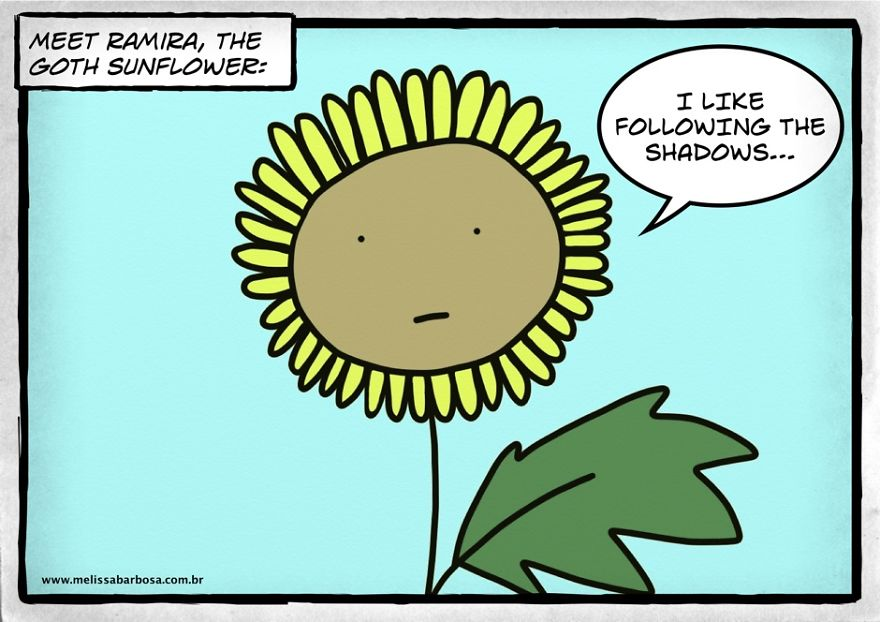 Mischievous Comics: Cute, Bad-Mooded, Sometimes Philosophical And Slightly Funny Comics By A Brazilian Journalist/teacher