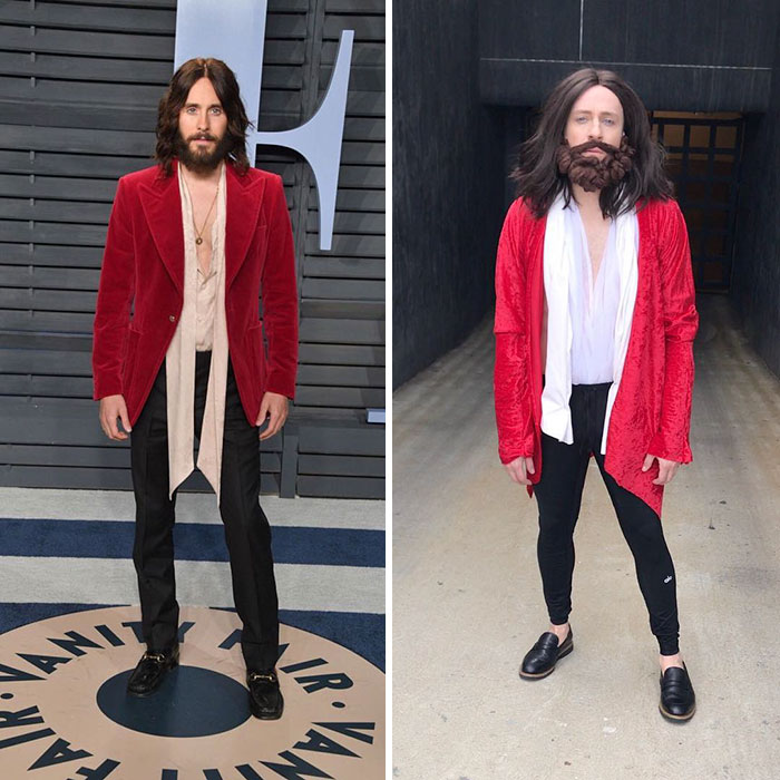 Tom Lenk As Jared Leto
