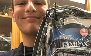 Parkland Students Are Trolling Their Mandatory Clear Backpacks By Carrying Things That Scare Conservatives The Most