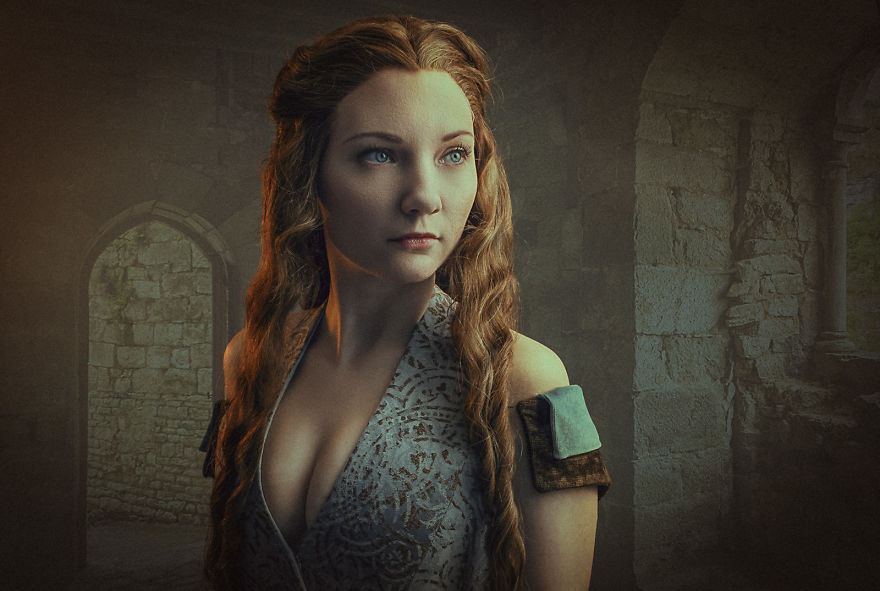 This Norwegian Cosplayer Can Turn Herself Into Real-Life Characters From Got And The Witcher