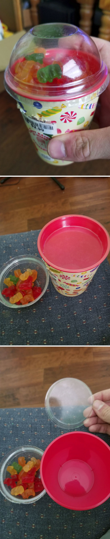 Gummy Bear Cup