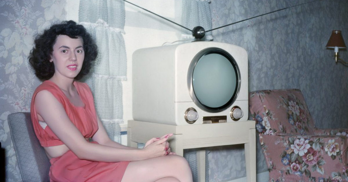 50  Fascinating Color Photos Show Everyday Life In 1950's America