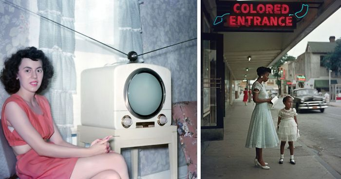 20 Rarely Seen Photos Of America In The 1950's Show How ...