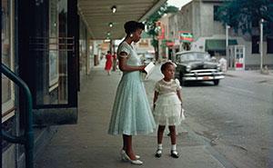 10+ Fascinantes fotos en color que muestran la vida diaria en EEUU en los años 50