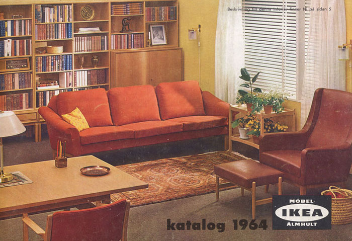 The IKEA Catalog Evolution From 1951 To 2000 Reveals How