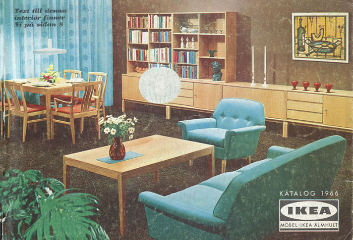 How The Perfect Home Looked From 1951 To 2000, According To Vintage Ikea Catalog Home Design on furniture design, bedroom design, reebok catalog design, pottery barn catalog design, retail catalog design, dining room design, hobby room design, walmart catalog design, kitchen cabinets design,