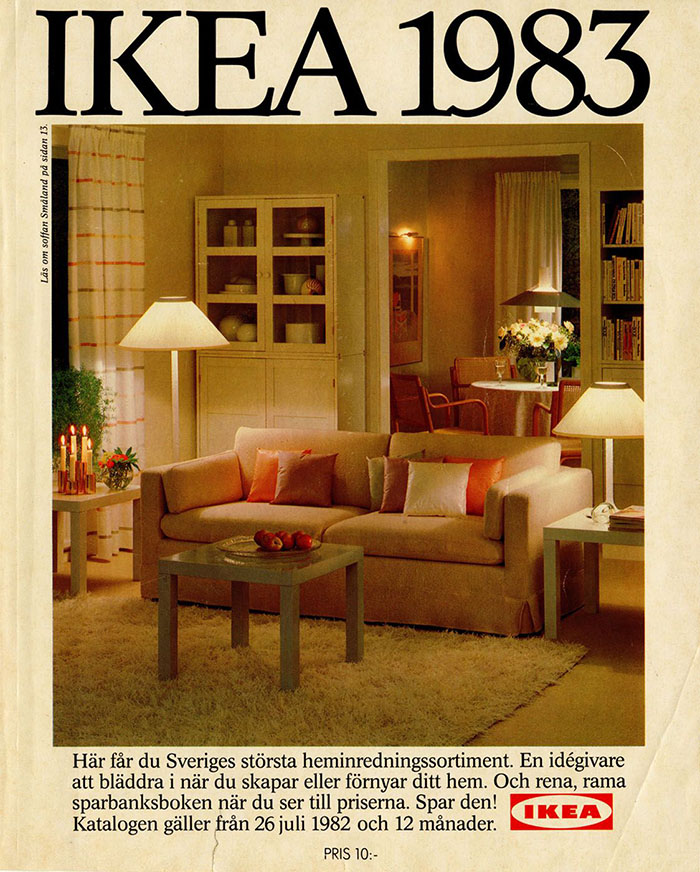 Home Interior Decorating Catalogs: How The Perfect Home Looked From 1951 To 2000, According