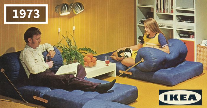 The IKEA Catalog Evolution From 1951 To 2000 Offers An Amazing Glimpse Into Our Past