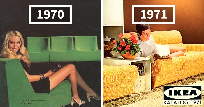 How The Perfect Home Looked From 1951 To 2000, According To
