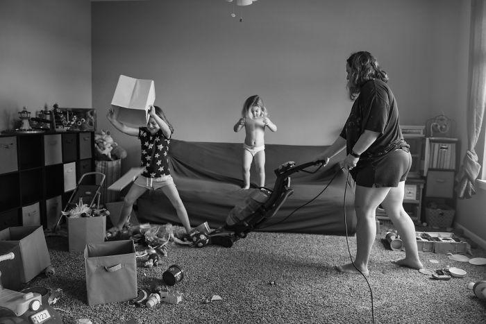 La maternidad es ser ama de casa