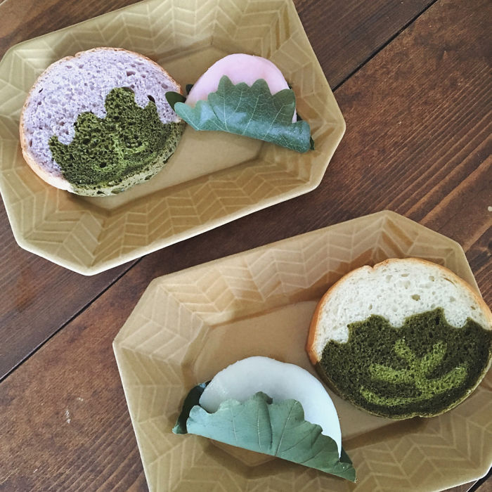 "Baker ""Hides"" Designs On Their Breads Making Breakfast Become More Fun"