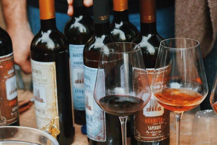 The New Wine Festival Georgia 2018