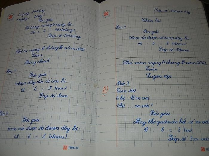 271 Times People Found Some Truly Perfect Handwriting ...Vietnamese Cursive