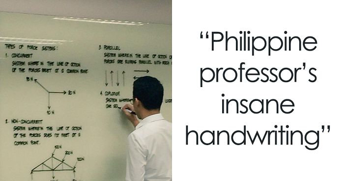 271 times people found some truly perfect handwriting examples that