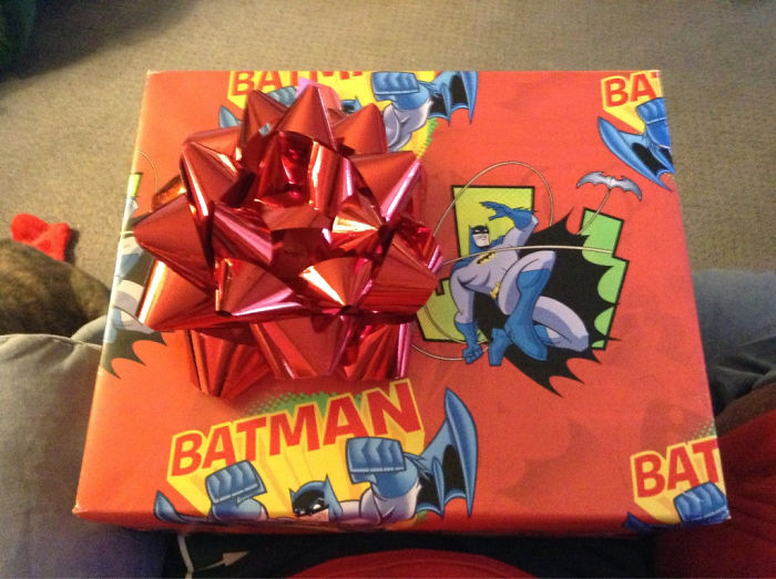 This Was My Parents Gift To Me This Year. I'm A 20-Year-Old Girl. Best Wrapping Paper Ever