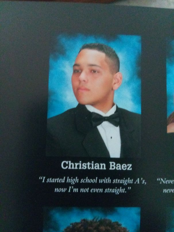 147 Times Students Had The Best Yearbook Quotes | Bored Panda