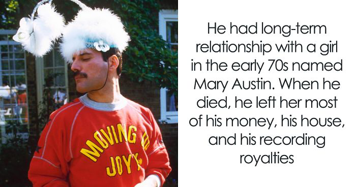 37 Facts About Freddie Mercury Most People Dont Know